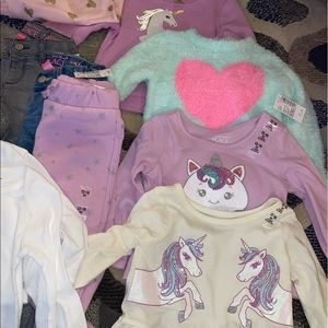 Baby Girl Clothes (12-18m)